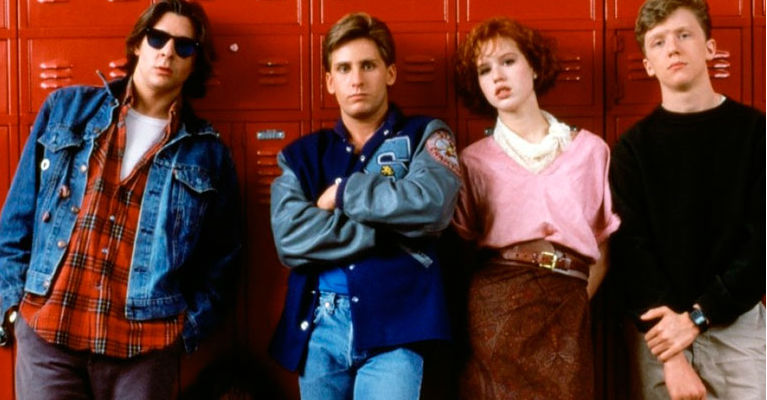 Adolescentes en los 80 s