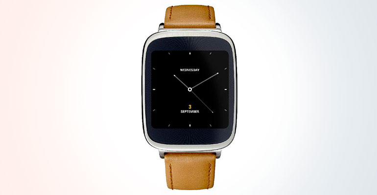 ASUS ZenWatch, smartwatch con Android Wear asequible