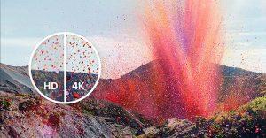 Panel en 4K de Sony