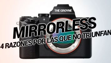 Mirrorless, porque no triunfan