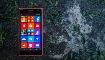 Nokia Lumia 735 Principal