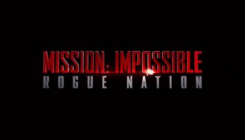 Misión Imposible 5 trailer