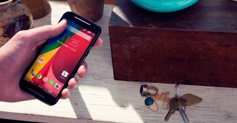 Nuevo Motorola Moto G 4G 2015