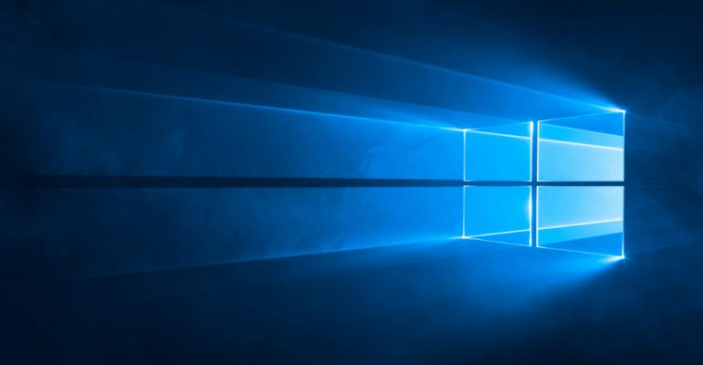 Windows 10 despliegue destacada