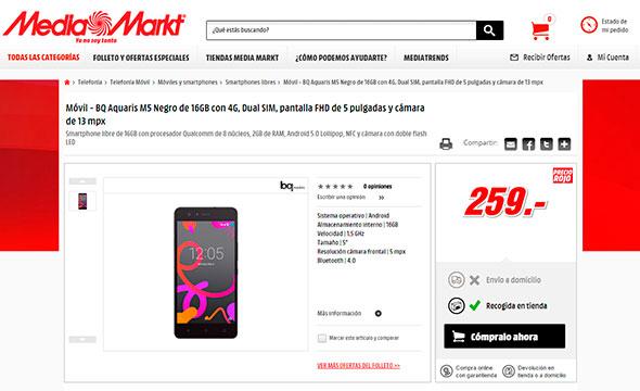 comprar iphone 5 por internet