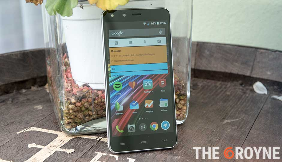 Energy Phone Pro HD Review