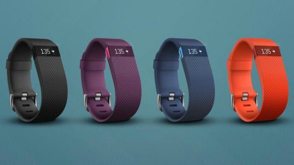 Mejores wearables deportivos_Fitbit Charge HR