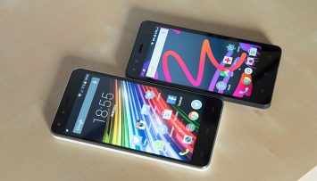 bq Aquaris M4.5 vs Energy Phone Pro HD