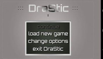 Drastic DS Emulator_frontal