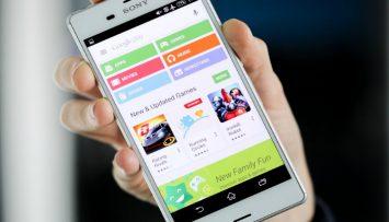 Aplicaciones Google-playstore