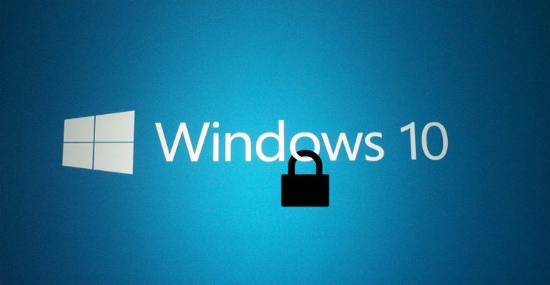 Windows 10 seguridad destacada