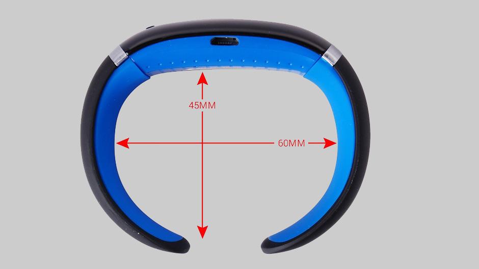 Memteq Smart Bracelet L12S diseño