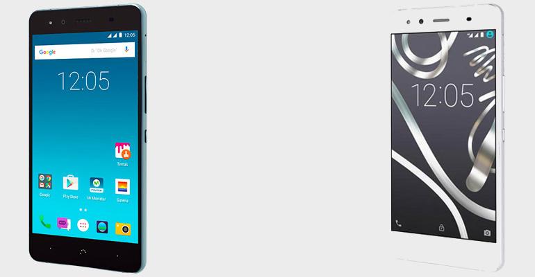 bq Aquaris X5 Plus vs bq Aquaris X5, precio,características