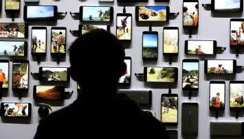 Smartphones pantallas destacada