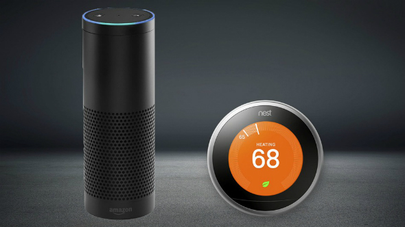 Amazon Echo Smartthings