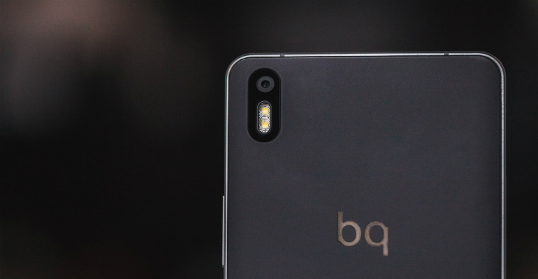 bq X5 Plus Destacada