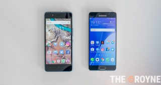 bq Aquaris X5 Plus vs Samsung Galaxy A5 2016