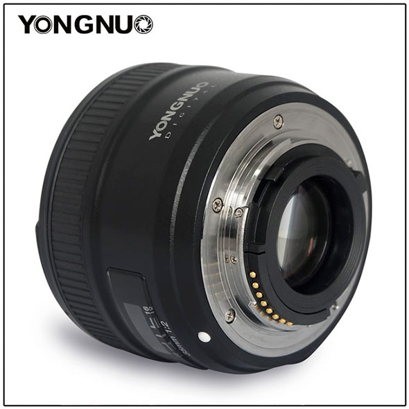 Yongnuo 35 mm f/2 Nikon