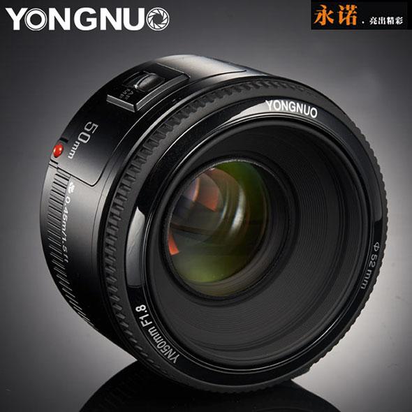 Yongnuo 50 mm f/1.8