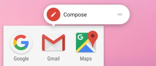 gmail-accesos directos