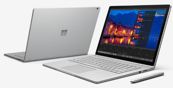 MacBook Pro Alternativas Surface Book