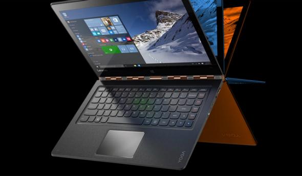 MacBook Pro alternativas Lenovo Yoga 910
