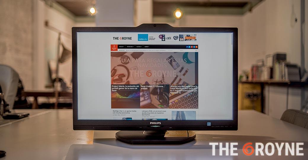 Philips P-line 4K