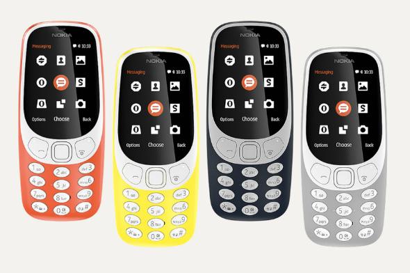 MWC 2017 Nokia 3310 04