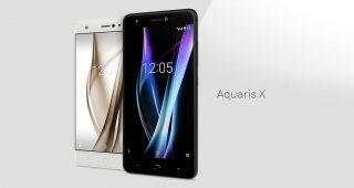 bq Aquaris X