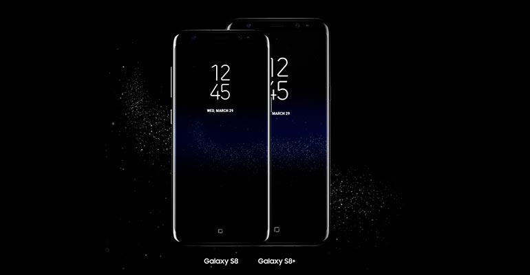 Samsung Galaxy S8 y Samsung Galaxy S8+