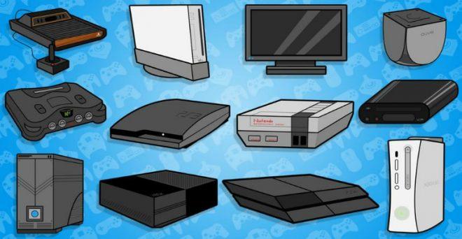 Consolas videojuegos 01