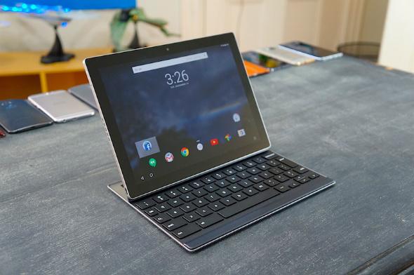 Tablets reemplazo de ordenadores Google Pixel C