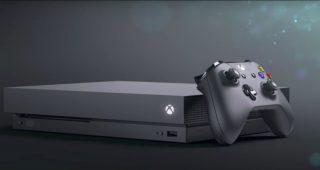 Xbox One X E3 2017 Destacada
