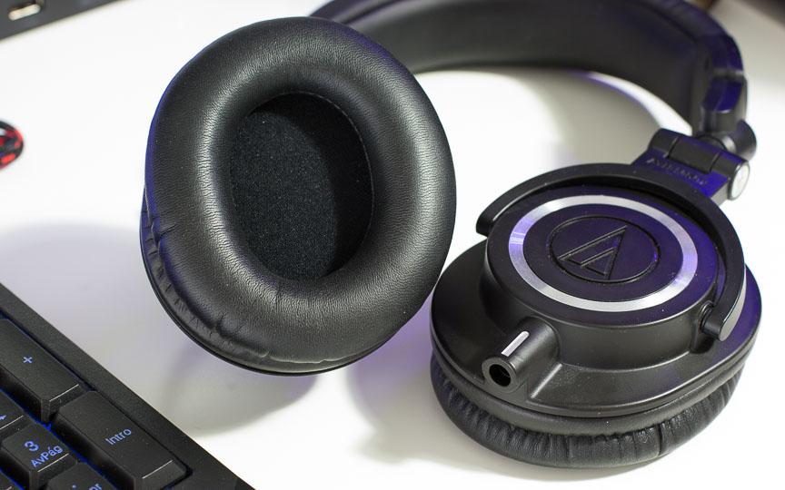 Audio Technica ATH-M50X Análisis-5