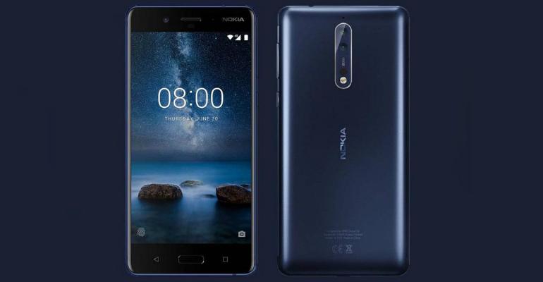 Nokia 8 características destacada