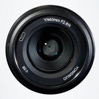 Yongnuo 40 mm f/2.8