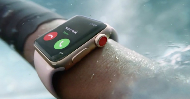 Apple Watch Serie 3 destacada