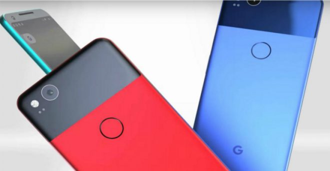 Google Pixel 2 destacada
