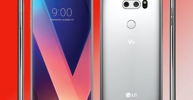 LG V30 destacada