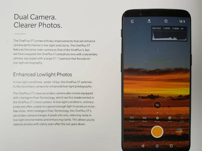 OnePlus 5T 09