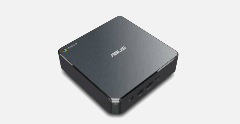 ASUS Chromebox 3 CES 2018