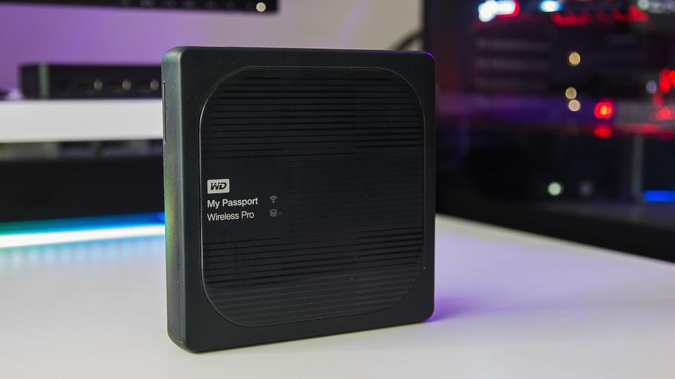 WD My Passport Wireless Pro-Análisis Destacada -9