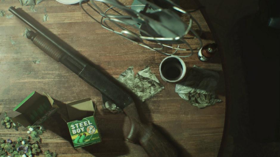 Resident Evil 7 Análisis 08