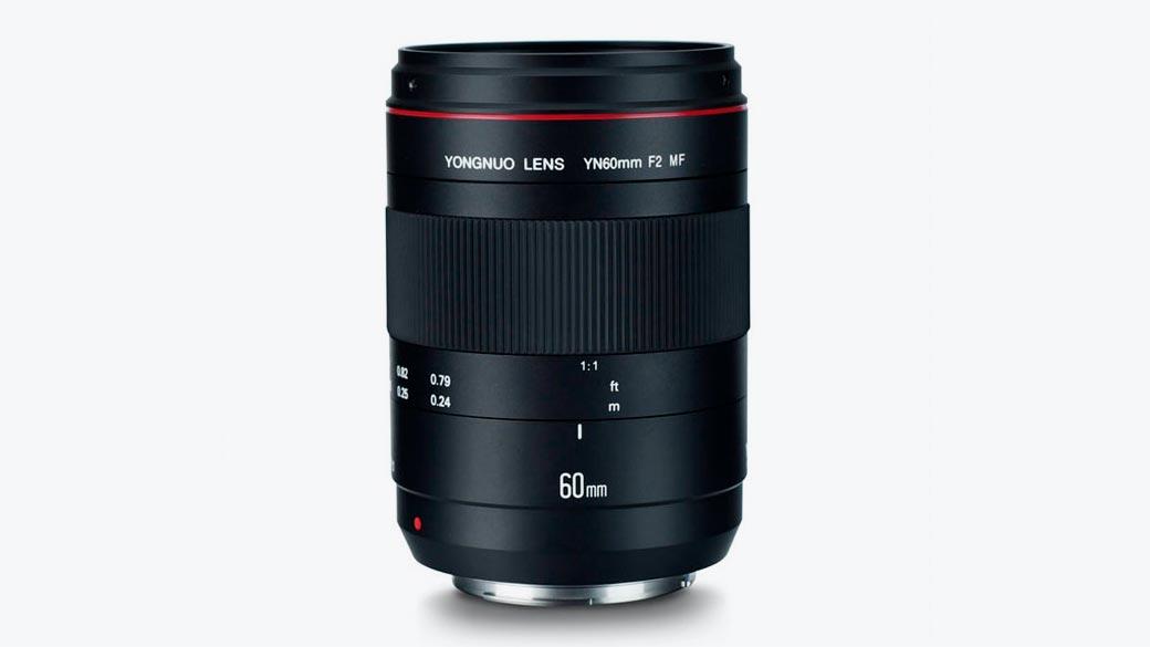 Yongnuo Macro Lens 60 mm f/2