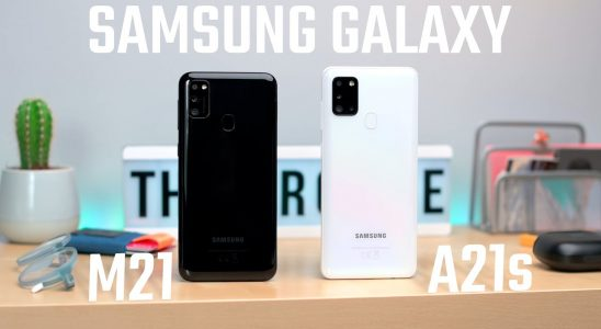 Samsung Galaxy A21s vs Samsung Galaxy M21